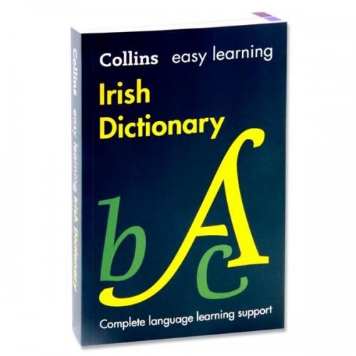 Collins Easy Learning Irish School Dictionary