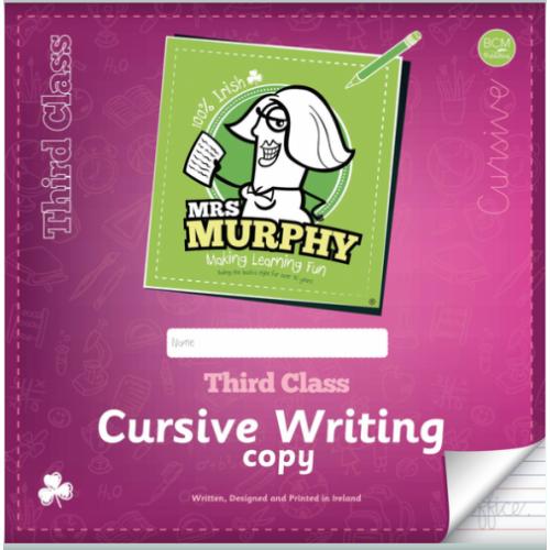 NEW MRS MURPHY'S COPIES 3rd Class