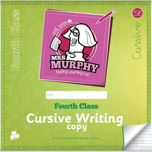 NEW MRS MURPHY'S COPIES 4th Class