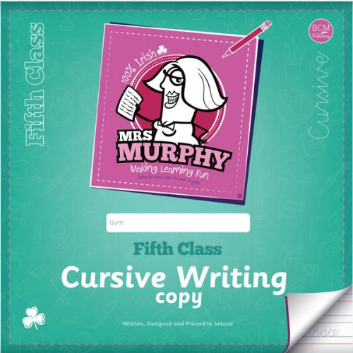 NEW MRS MURPHY'S COPIES 5th Class