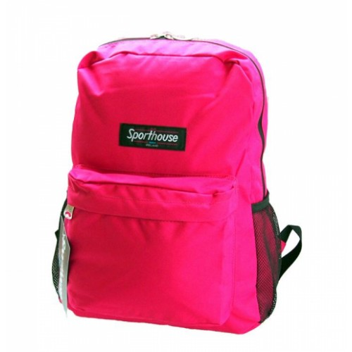 SPORTHOUSE CITY HOPPER 30 LITRE PINK
