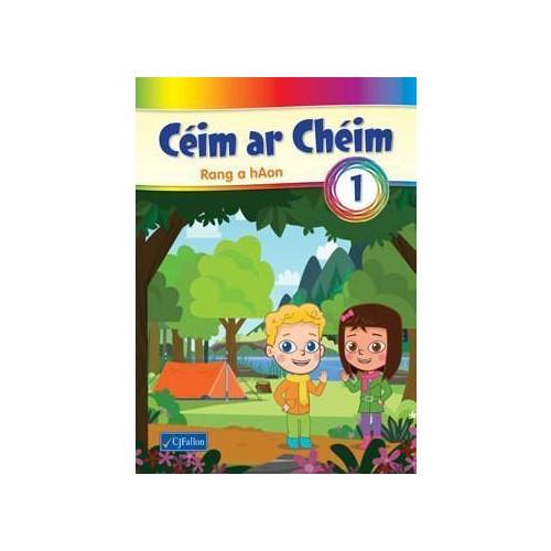 Ceim ar Cheim 1 - Pack (includes reader Ag an Zu)