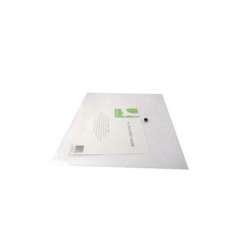 A3 Envelope Wallet Plastic Transparent