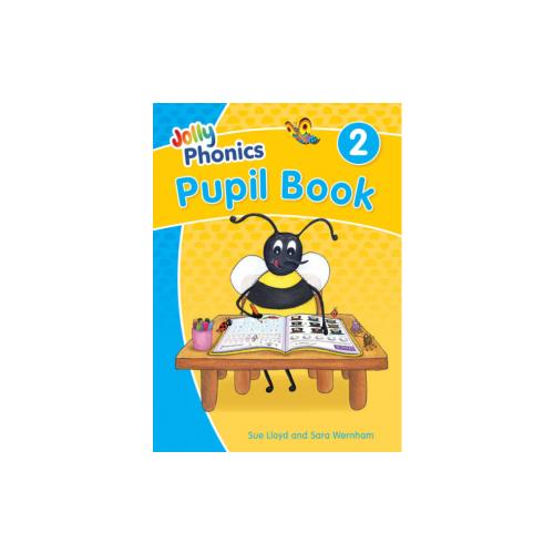 Jolly Phonics Pupil Book 2 Colour Edition - Senior Infants