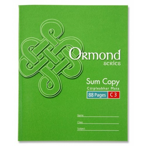 Ormond 88Pg C3 Sum Copies