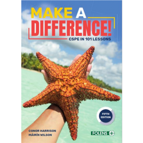Make a Difference (5th Ed) Set [TB & WB]