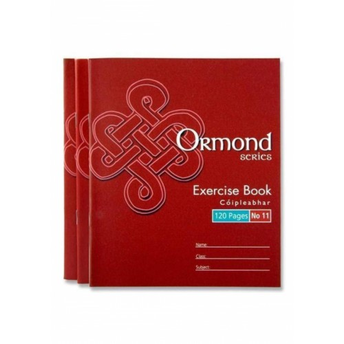 Ormond 120Pg No.11 Copies