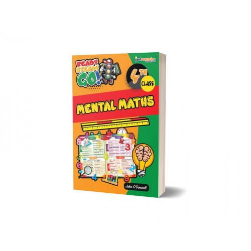 Ready Steady Go Mental Maths  4th Class