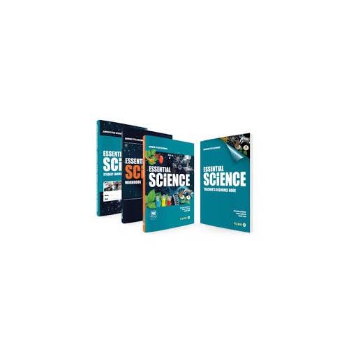 Essential Science Set (Text, Workbook & Lab Notebook)