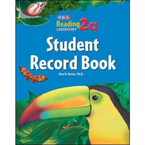 Reading Lab Student record 2a
