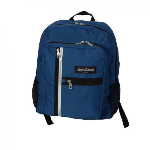 Sporthouse Secondary School Bag Navy 42 Litre
