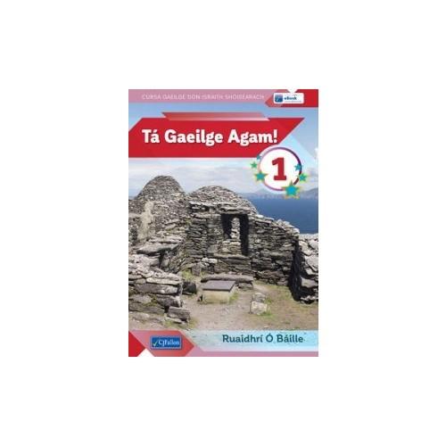 Ta Gaeilge Agam 1 - Workbook Only