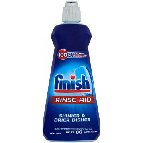 FINISH RINSE AID 400ML (PK12)