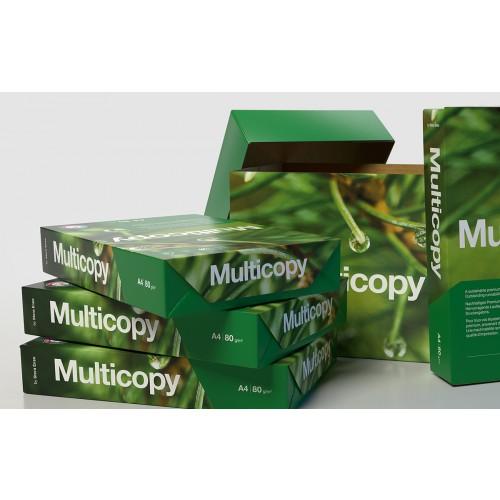 Multicopy Paper Original A4 210x297mm 80gm2 Packed 2500
