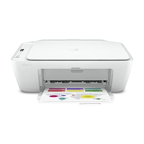 HP DeskJet 2724 All in One Wireless Inkjet Home Printer WiFi Print Copy Scan