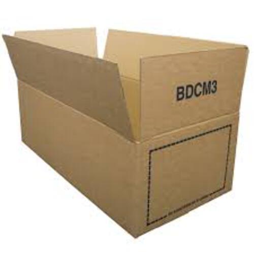 BDCM3 Cardboard Boxes