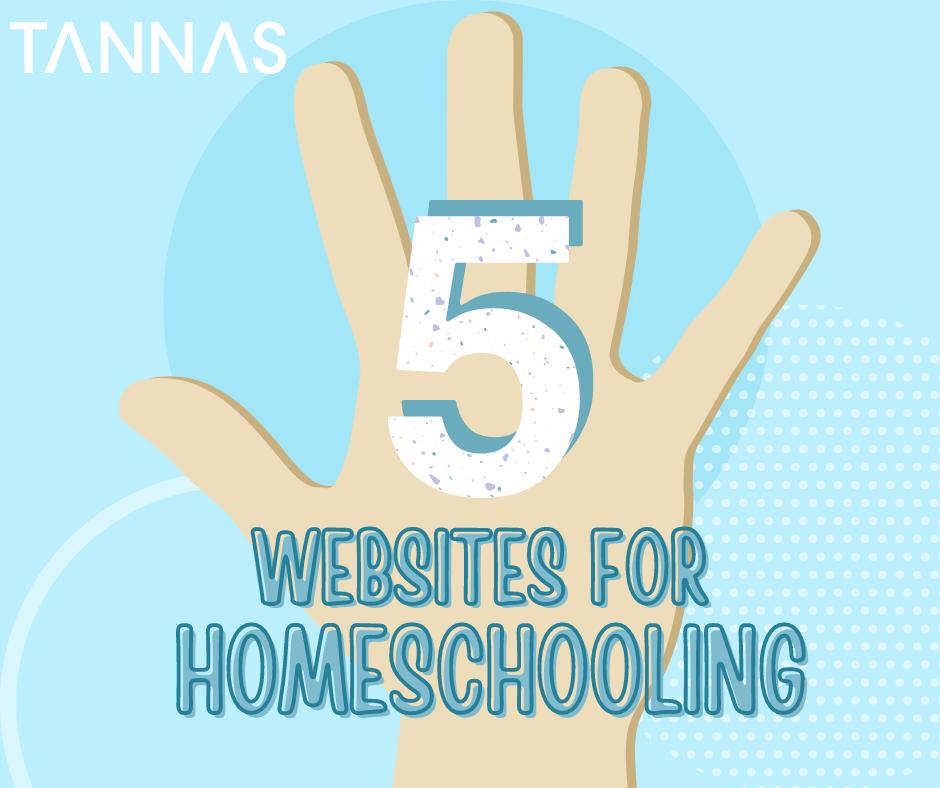 5 website for homeschooling