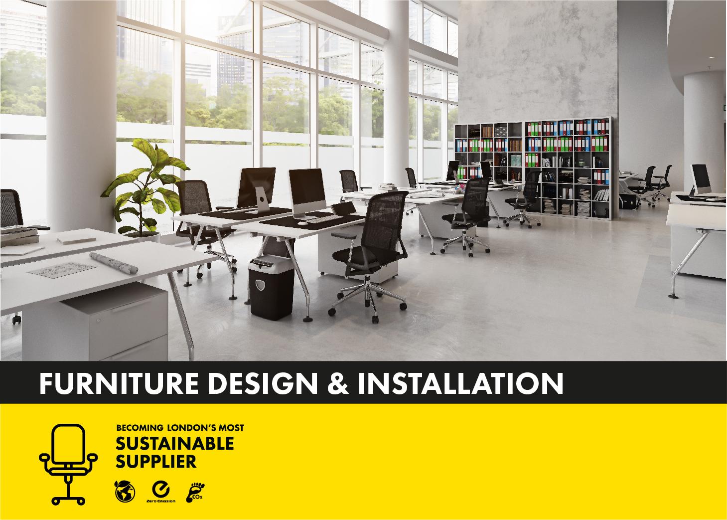 Furniture Design & Installation