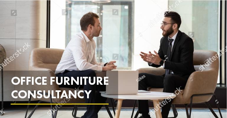 Office Furniture  & Breakout Area Consultancy