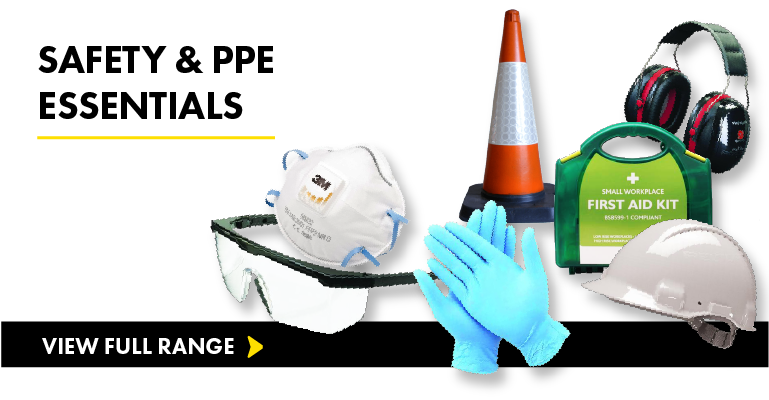 Safety & PPE Essentials