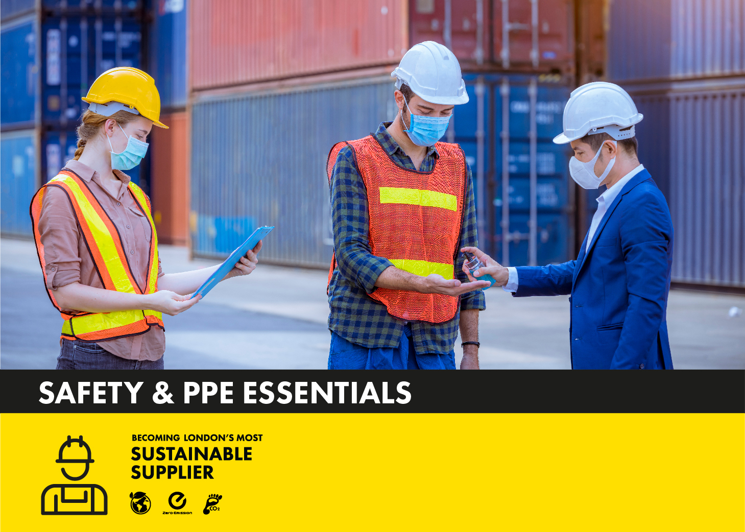 Safety and PPE essentials