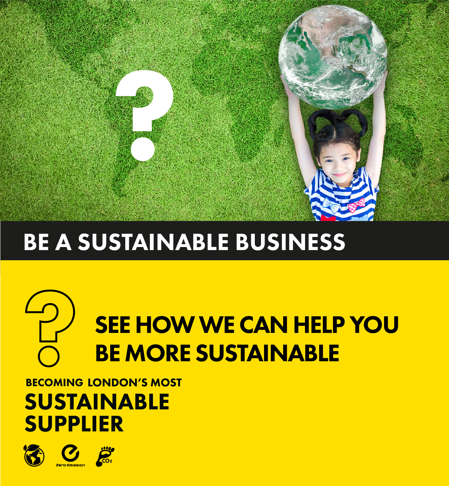 how we can help be sustainable