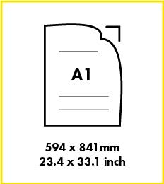 Paper A1 size