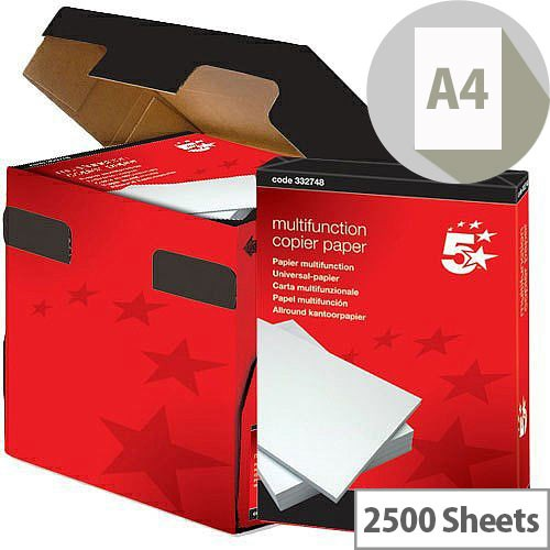 Currently Stocked 75gm A4 Copier  - 2 Case offer