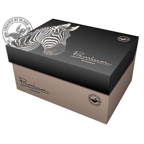 Blake High DL White Premium Business Laid Window Wallet Envelopes 120gsm Pack of 500