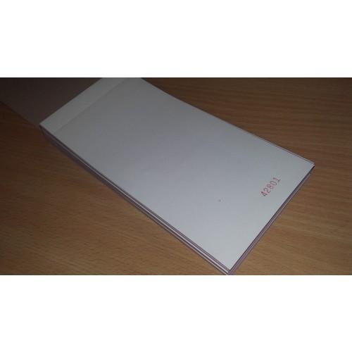 Waiter Docket book Duplicate