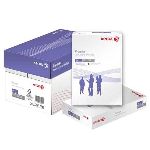 Case Xerox Premier White A4 Paper 80gm