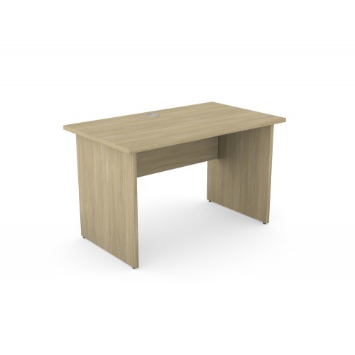 Ashford Home Office Desk with Straight Legs