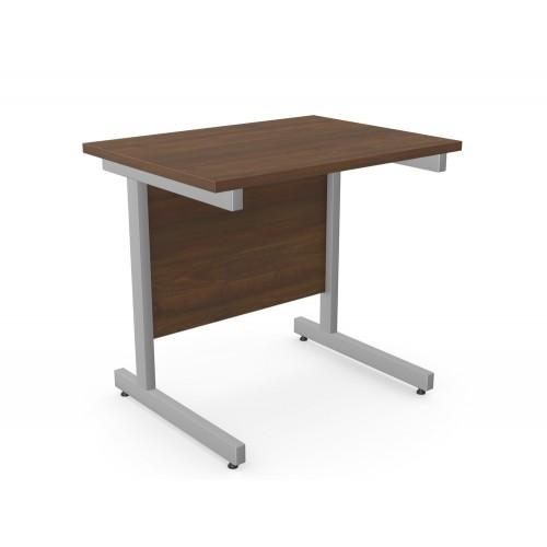 Ashford Return Office Desk with Metal Legs