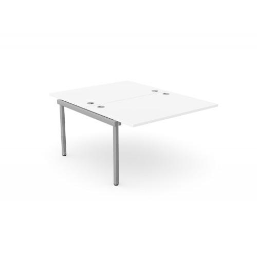C-Sense 2 Person Bench Desk Add-On Unit