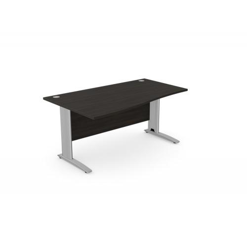 Komo Wave Cantilever Office Desk