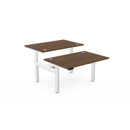 Leap Electric Height Adjustable Bench Desk