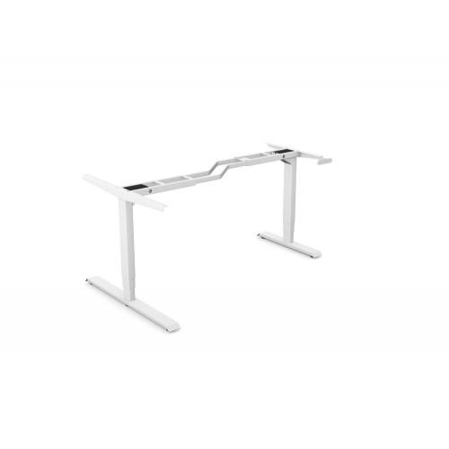 Leap Electric Height Adjustable Frame for Radial Top Desks