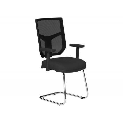 OA Mesh Back Task Operator Cantilever Chair