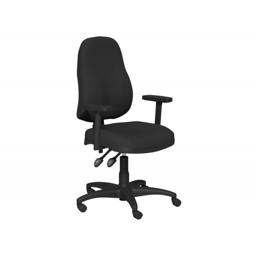 OA Task Operator Office Chair with Adjustable Arms