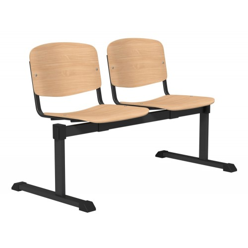 OI Series Bench in Beech Wood