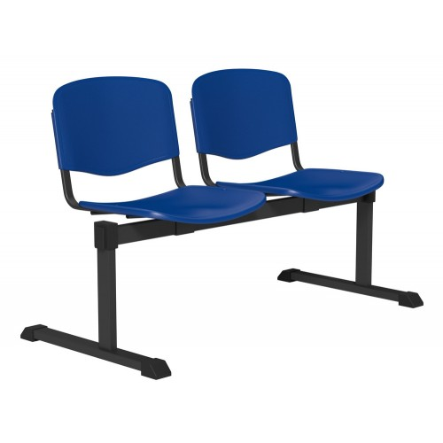 OI Series Bench in Plastic Finish