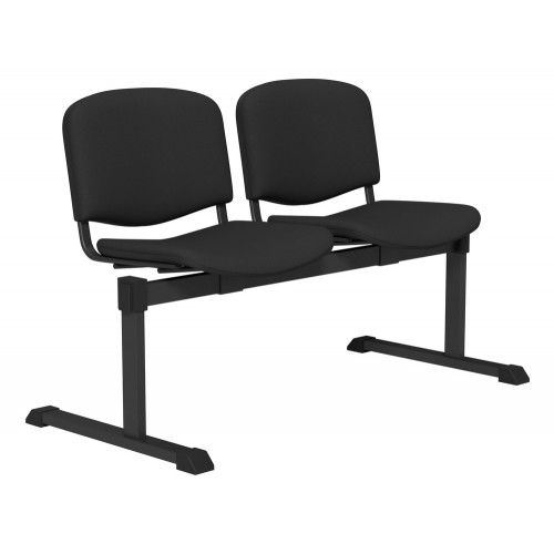 OI Series Bench with Upholstered Backrest