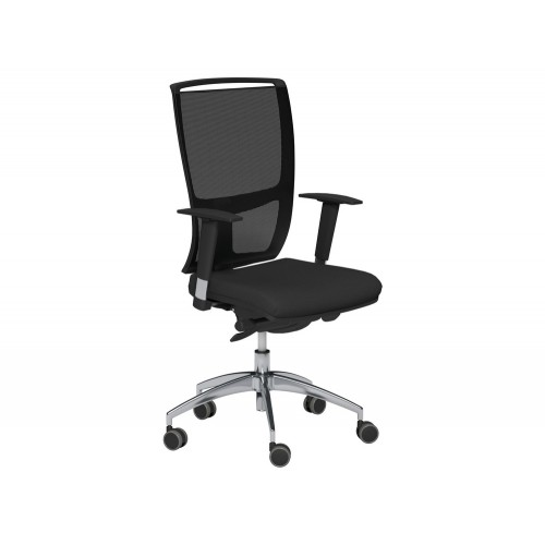 OZ Series Mesh Back Swivel Chair with Variable Arms