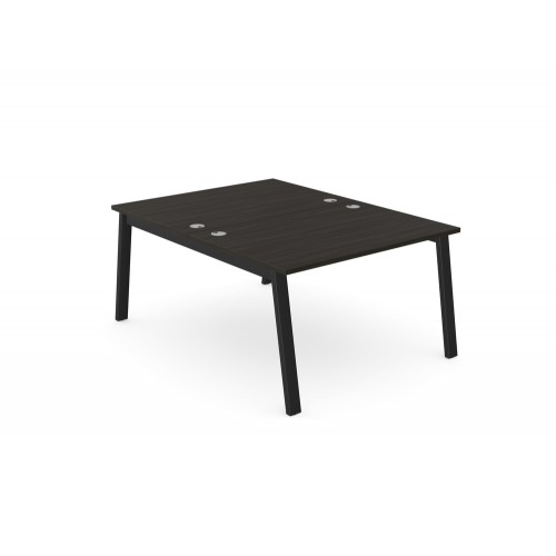 Switch 2 Person Bench Desk with A-Leg