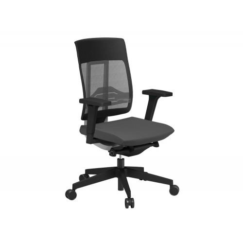 Profim Xenon Net Ergonomic Chair with Mesh Backrest Lumbar Support