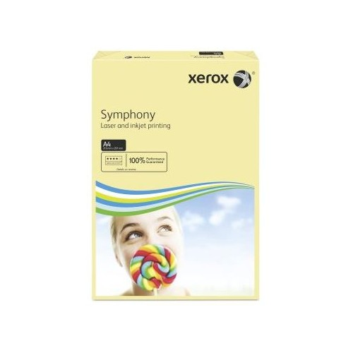 Xerox 160 gm Card Ivory-Cream  Pk 250 - 5 packs per box