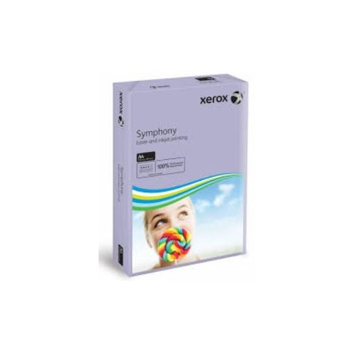 Xerox Symphony Copier Paper A4 80gm  Lilac.  Ream of 500 Sheets