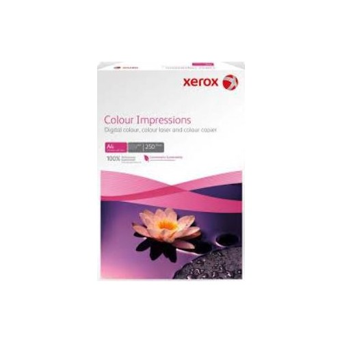 Xerox Impression A3 Paper 120gm.   Ream of 250 Sheets