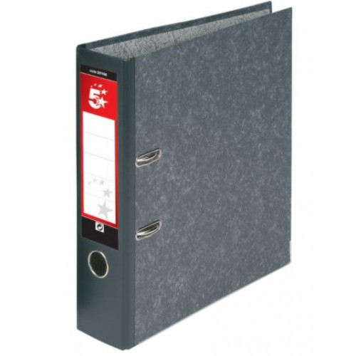 Elwood Lever Arch File A4 Cloud (Box of 10)  297498