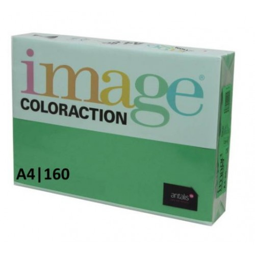 Coloraction Deep Green  A4 Colour Paper 160 GSM.  Pack 250 sheets